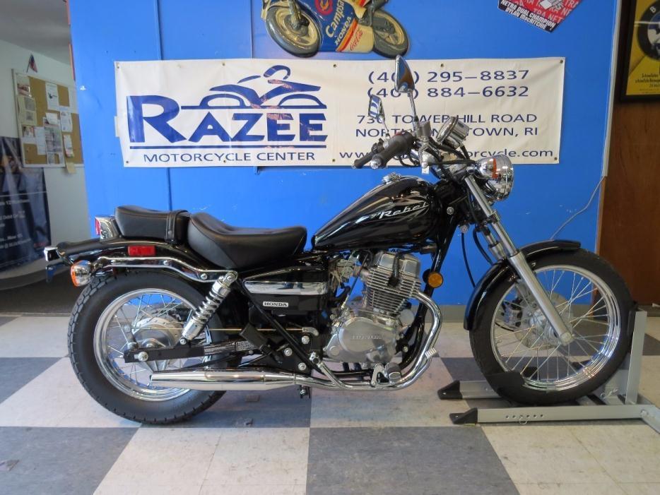 honda rebel motorcycles for sale in rhode island. Black Bedroom Furniture Sets. Home Design Ideas
