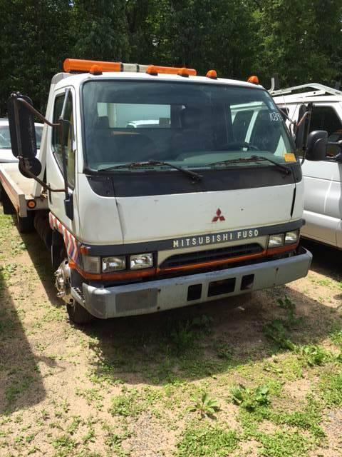 2001 Mitsubishi Fuso Fe640