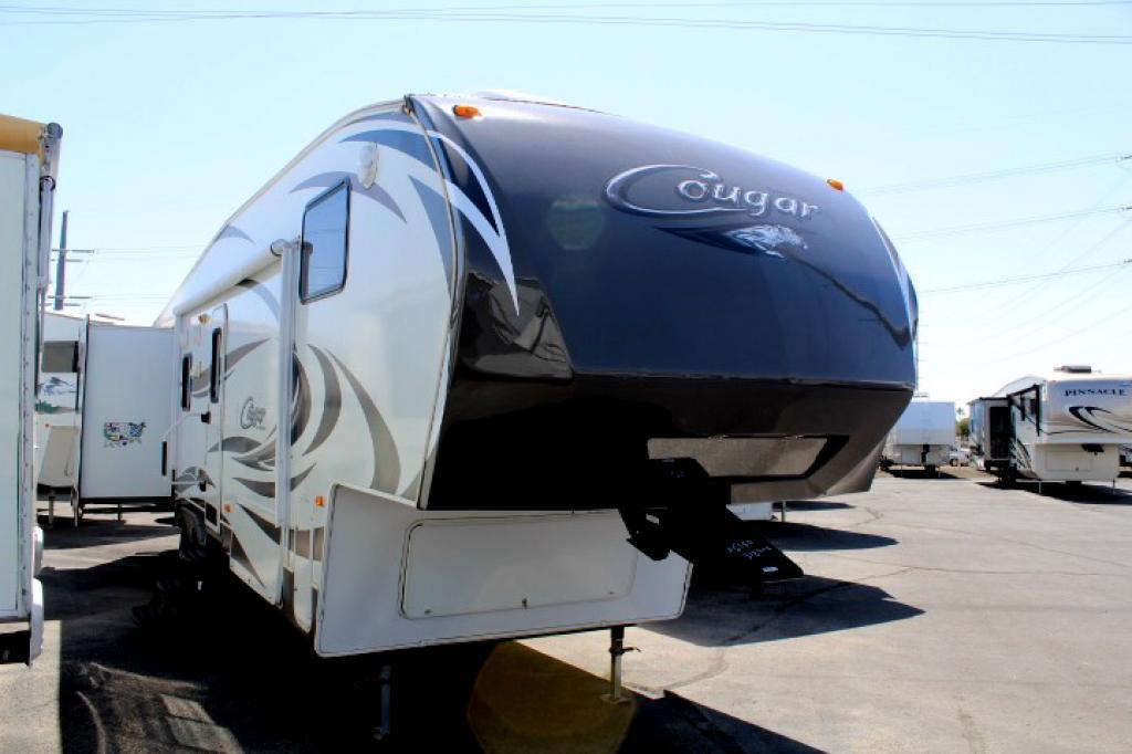 Keystone Cougar 318sab Rvs For Sale In Arizona