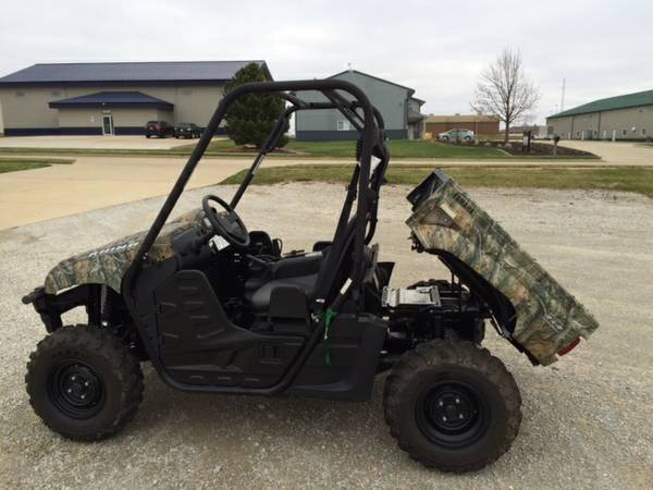 Yamaha Rhino 700 Camo motorcycles for sale