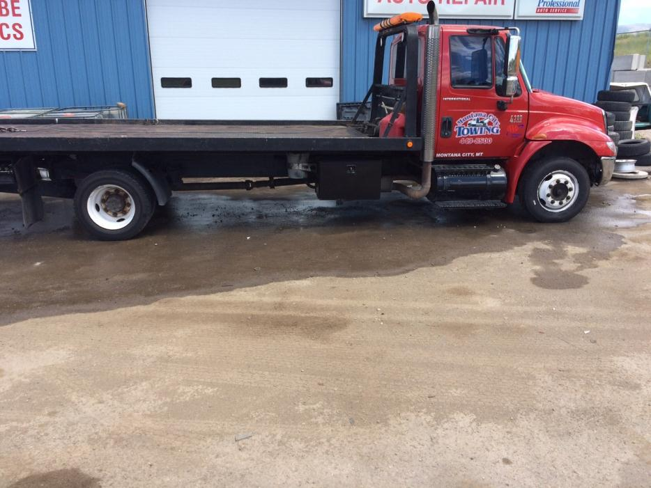 rollback tow truck for sale in montana. Black Bedroom Furniture Sets. Home Design Ideas