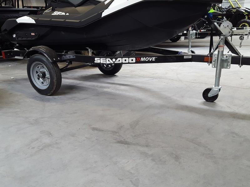 2016 Sea-Doo MOVE I 1250 (leaf spring suspension) Bla
