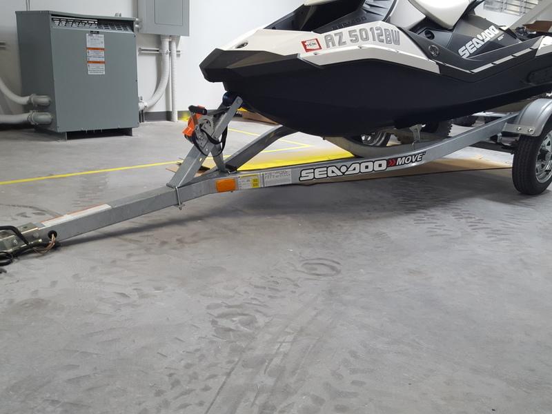 2015 Sea-Doo MOVE I 1250 (torsion suspension) Galvani