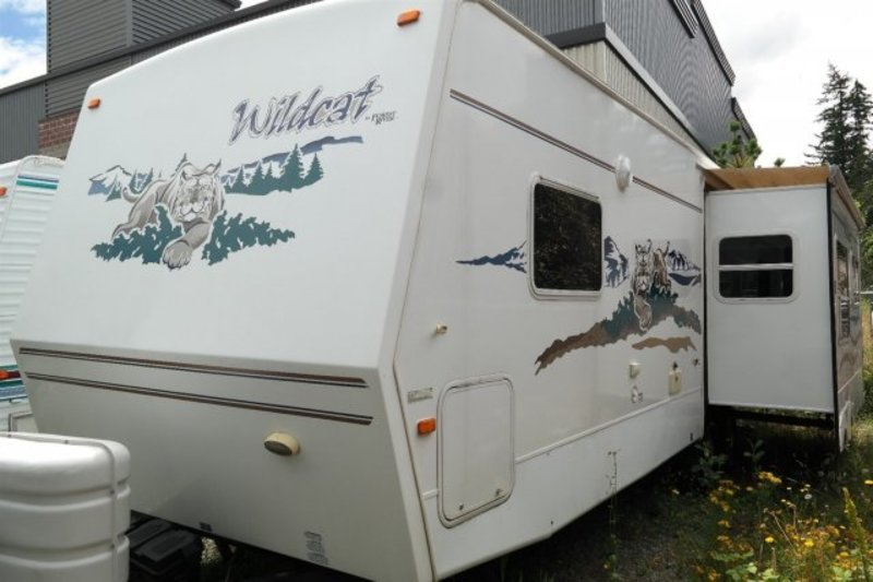 2006 Forest River Wildcat 29RLS