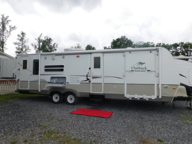 2008 Keystone Outback Toy Hauler RVs for sale