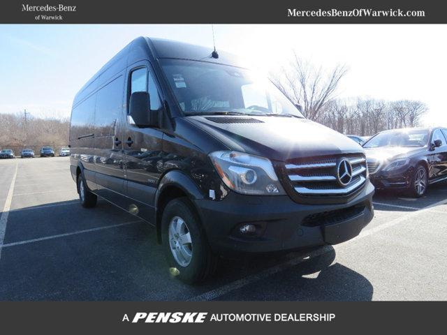 2016 Mercedes-Benz Sprinter 2500 170 Passenger Van