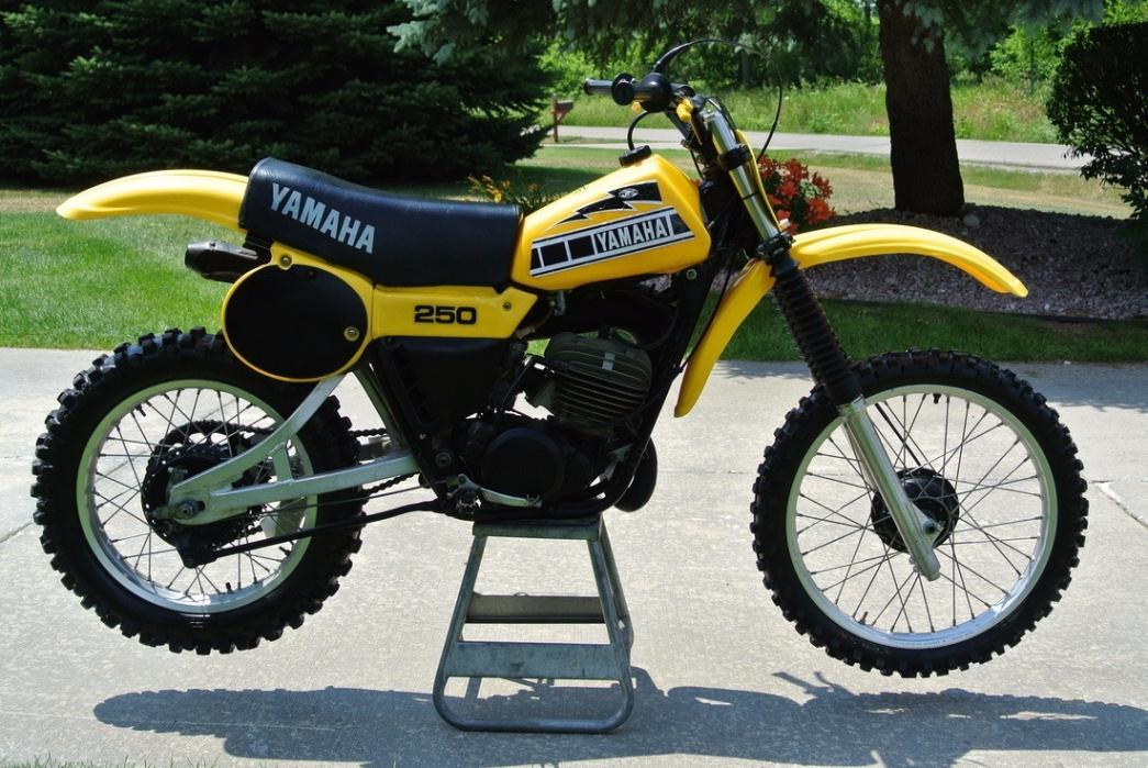 1979 Yamaha Yz 100 Motorcycles For Sale