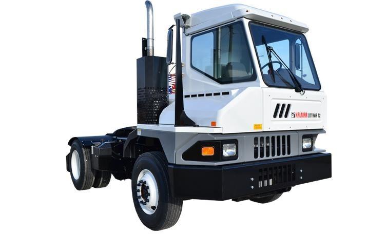 2015 Ottawa T2  Yard Spotter Truck