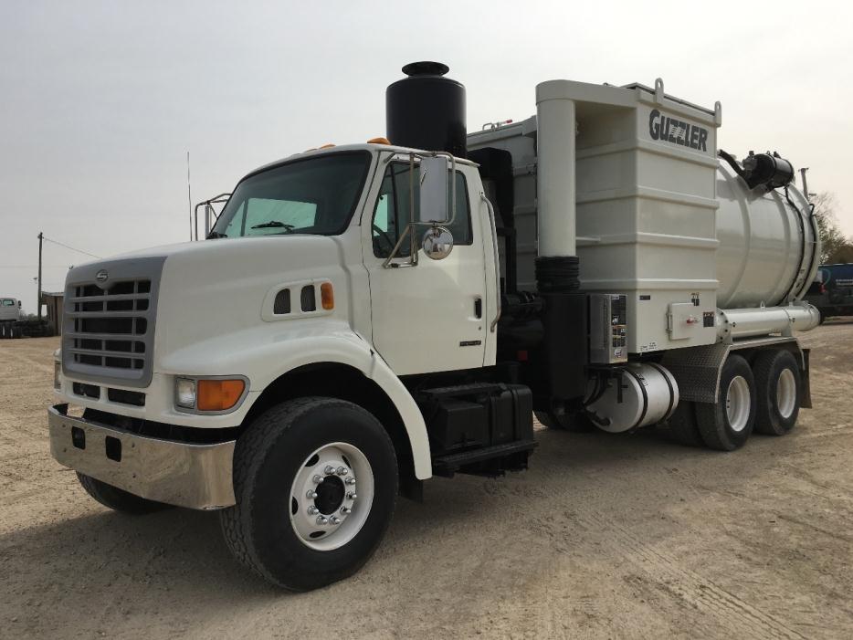 2003 Sterling Lt9500  Vacuum Truck