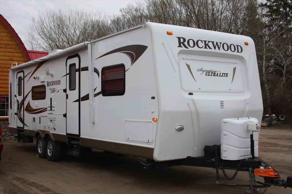 Forest River Rockwood Signature Ultra Lite 8314ss Rvs For Sale