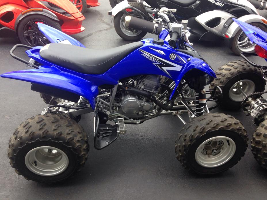 2011 yamaha raptor 250 motorcycles for sale