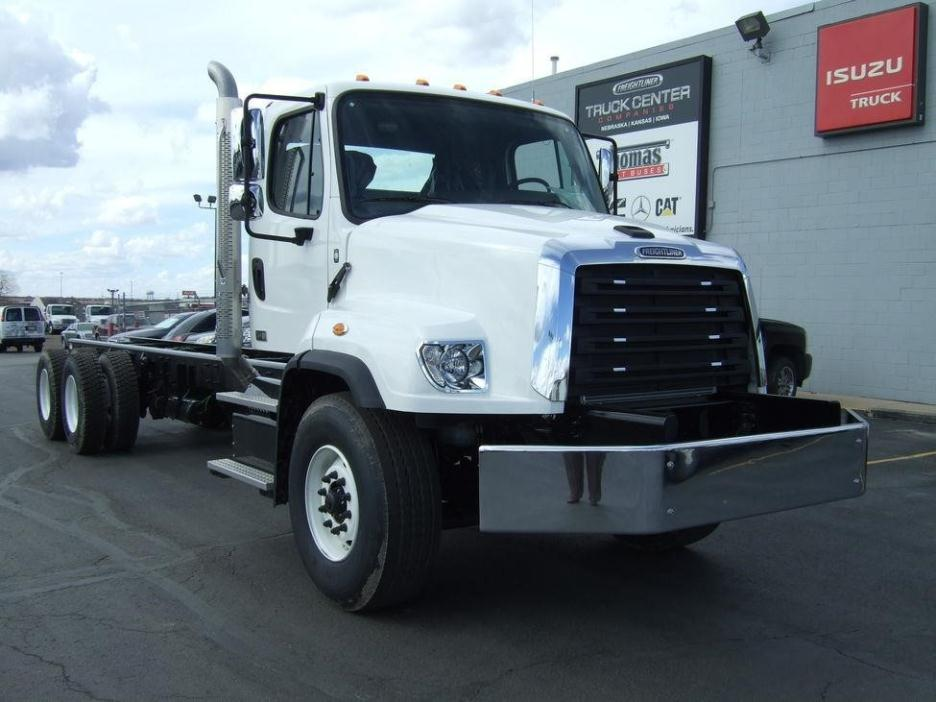 2016 Freightliner 114sd Cab Chassis