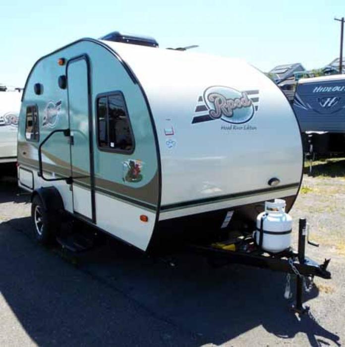 R Pod Travel Trailers For Sale Oregon