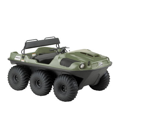 2016 Argo 6x6 Frontier EFI 694cc