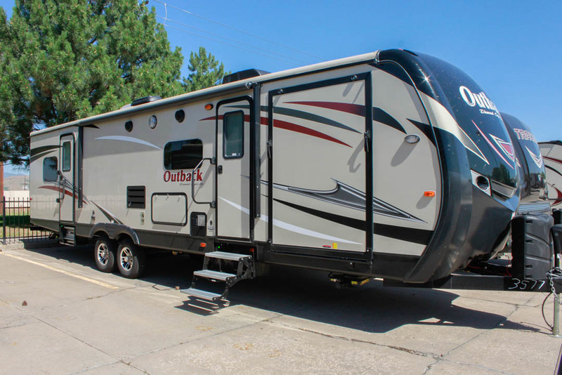 Outback Travel Trailers For Sale In Pa