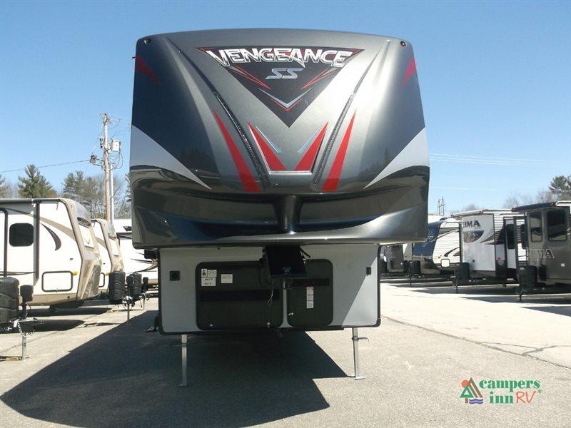 2017 Forest River Rv Vengeance Super Sport 320A