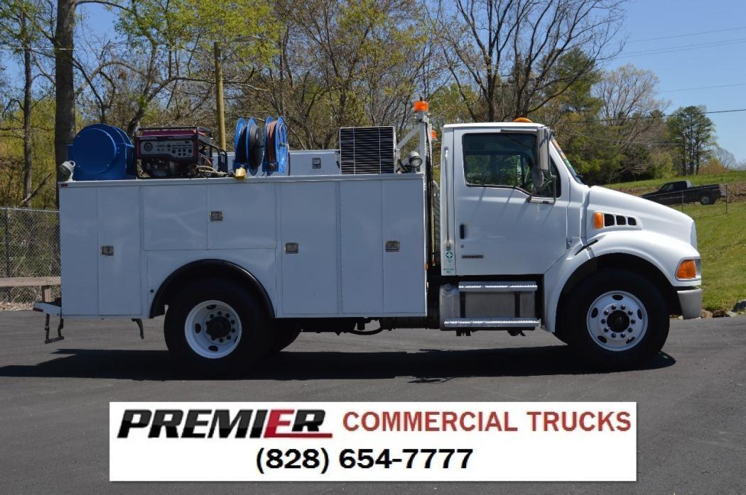 2009 Sterling Acterra  Contractor Truck