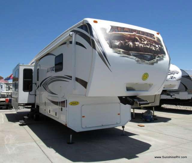 2012 Keystone Alpine 3555RL
