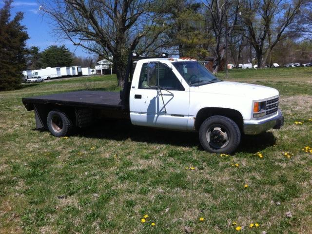 1993 Chevrolet C/K 3500 Series  Flatbed Truck