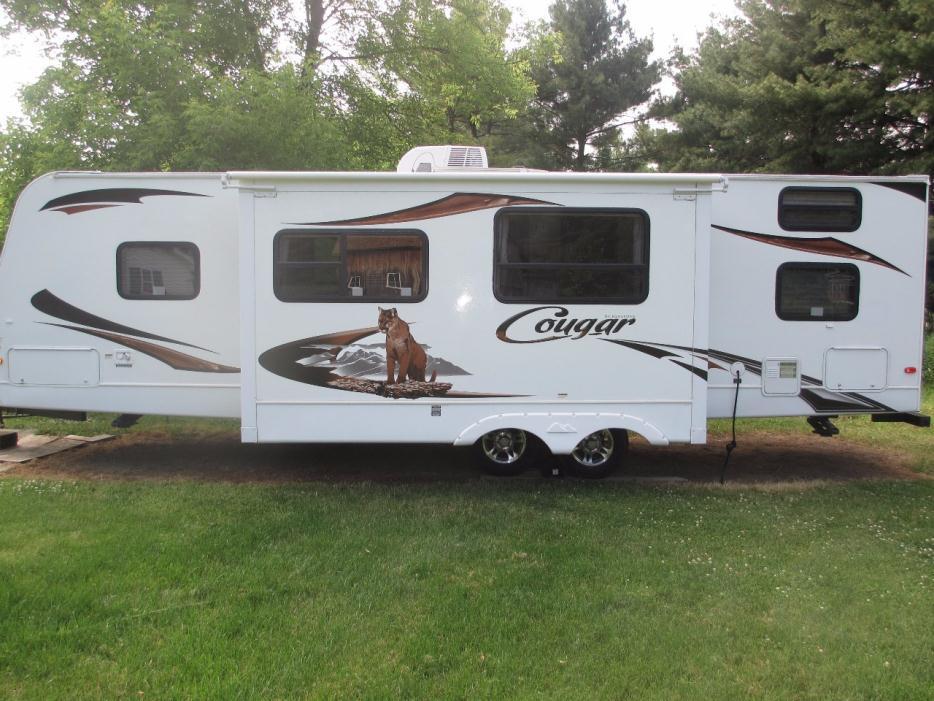 2011 Keystone Cougar 29BHS