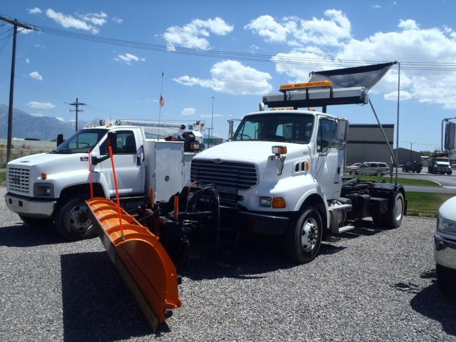 2009 Sterling Lt8500 Garbage Truck