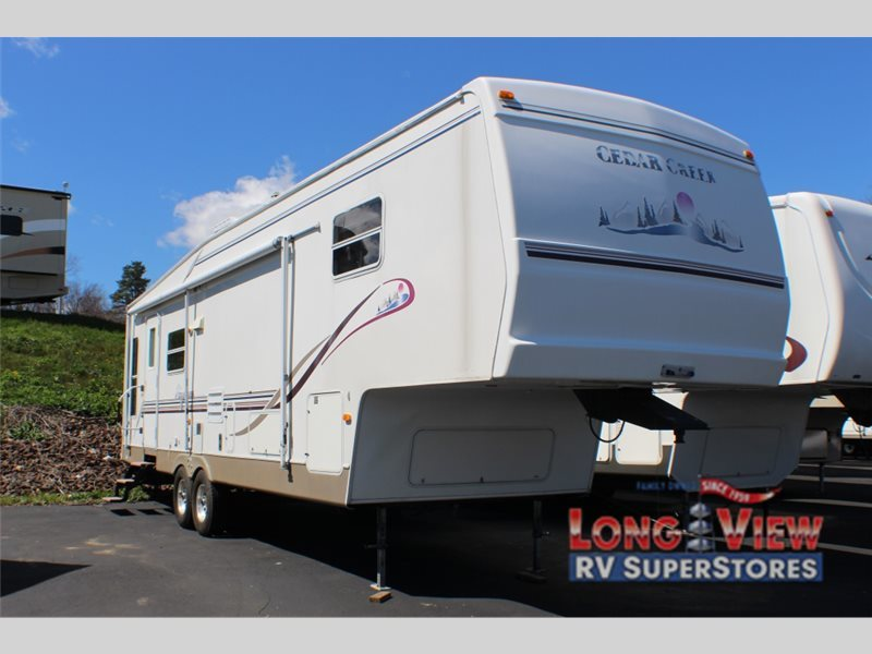 2001 Forest River Rv Cedar Creek 31 rk