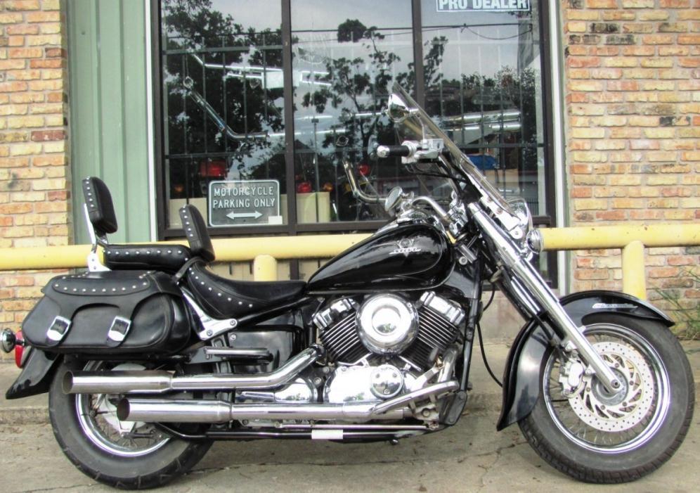 Yamaha star xvs650 motorcycles for sale for Yamaha motorcycles houston