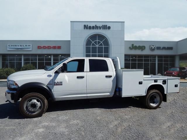 2016 Ram Ram Chassis 5500  Cab Chassis