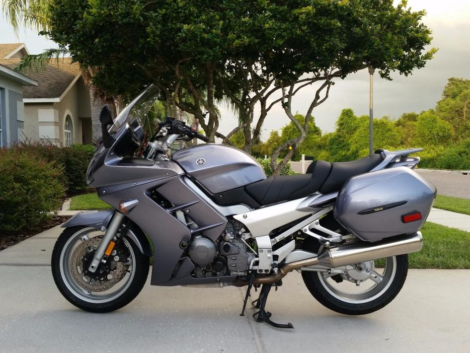 Yamaha fj1300 motorcycles for sale in odessa florida for Yamaha motorcycle for sale florida