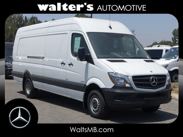 2015 Mercedes-Benz Sprinter 3500 170 Cargo Van