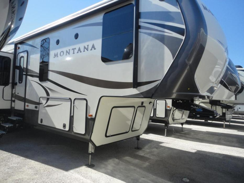Keystone Montana 3661rl Rvs For Sale In Texas
