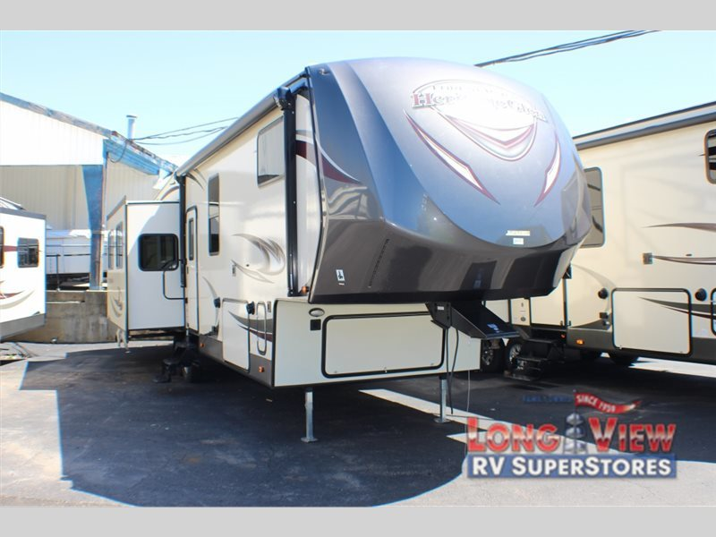 2016 Forest River Rv Wildwood Heritage Glen 346RK