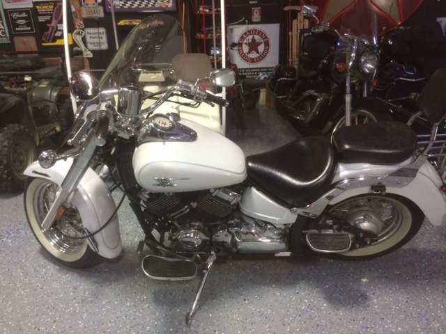 Yamaha v star 650 classic motorcycles for sale in mississippi for Yamaha brookhaven ms
