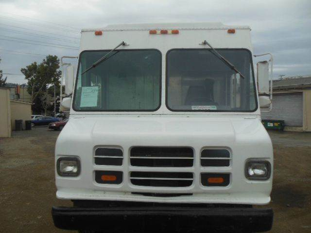 1993 Gmc Step Van  Box Truck - Straight Truck