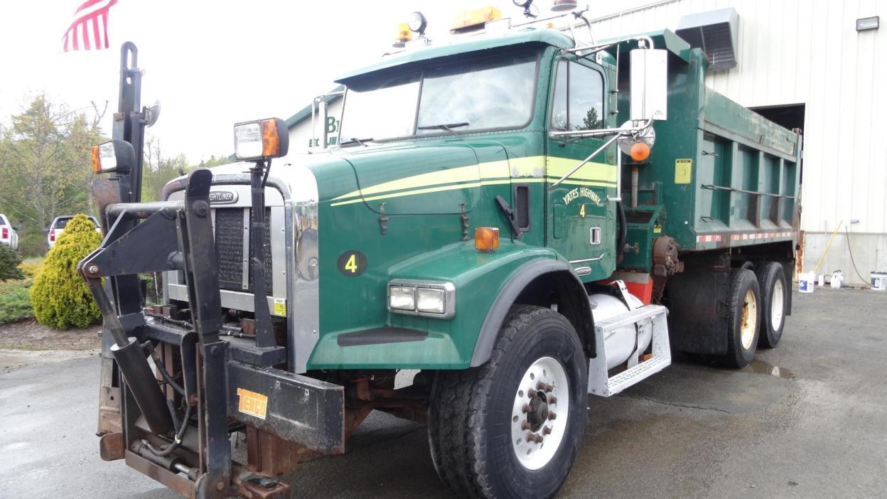1999 Freightliner Fld112  Plow Truck - Spreader Truck