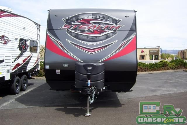 Forest River Stealth Toy Hauler 2515 Rvs For Sale