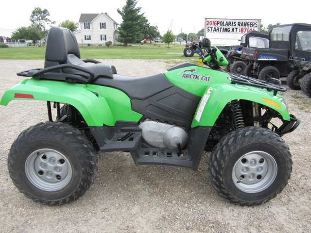 2008 Arctic Cat 650