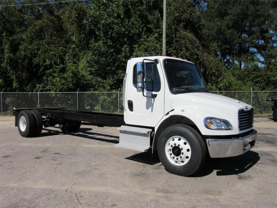 Freightliner M2 Business Class Cab And Chassis Extended Cab Cars for