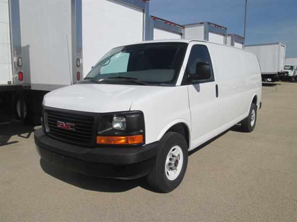 2011 Gmc Tg31705 Cargo Van