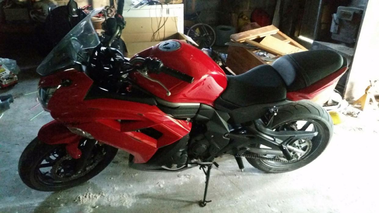 Kawasaki Ninja R Green For Sale Alabama