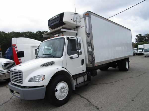 2012 Freightliner M2 106  Refrigerated Truck