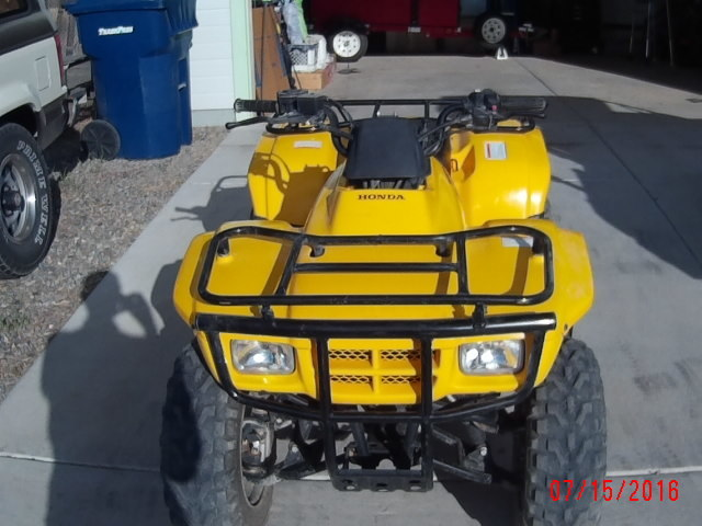 2004 Honda Fourtrax Recon 2X4 ES