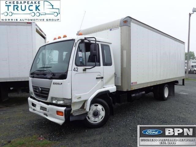 2007 Ud Trucks 2300  Box Truck - Straight Truck