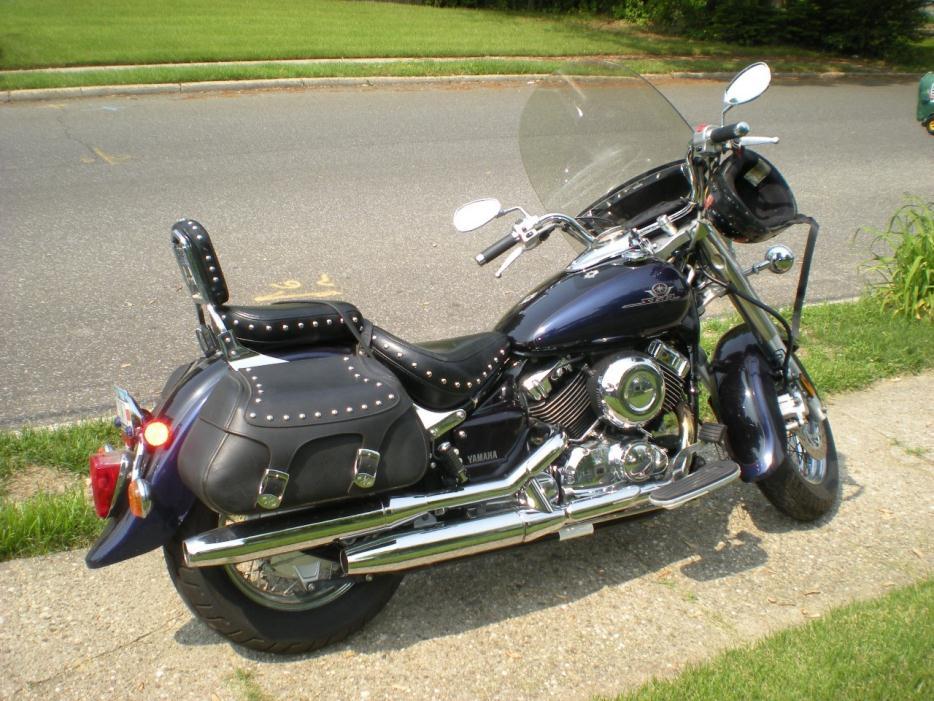 2007 Yamaha V Star 1300 TOURER
