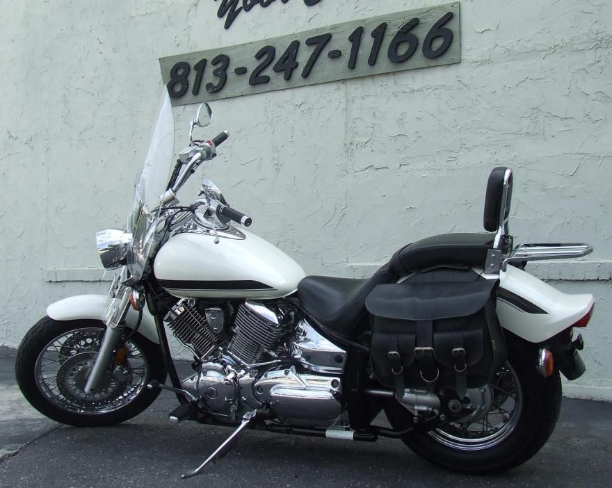 yamaha v star 1100 custom motorcycles for sale in tampa