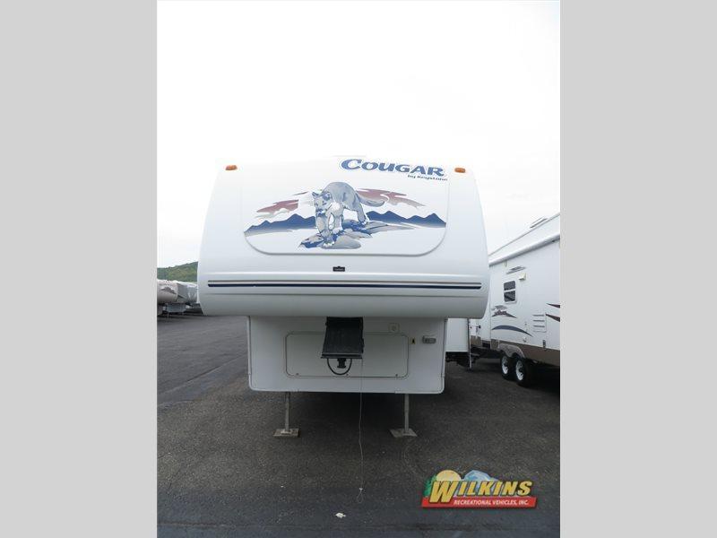2005 Keystone Rv Cougar 276 EFS