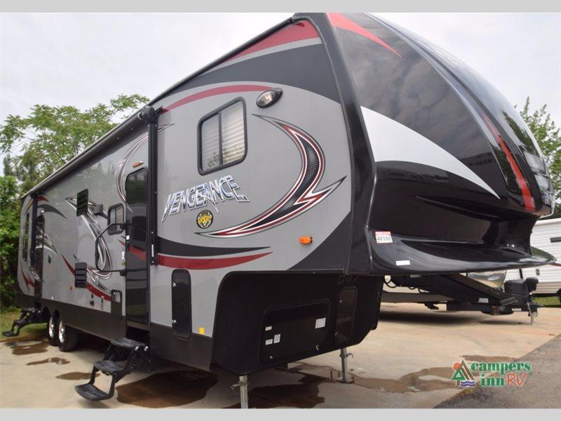 2015 Cherokee Vengeance 312A