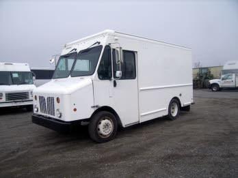 2009 Workhorse W42  Stepvan