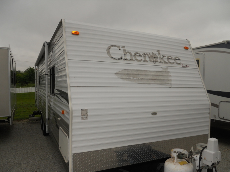 2007 Forest River Cherokee CHEROKEE 28L