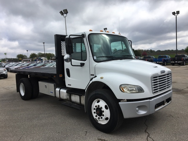2004 Freightliner M2 Cab Chassis